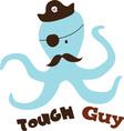 Tough Guy vector image vector image