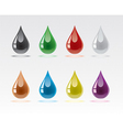 Drops vector | Price: 1 Credit (USD $1)