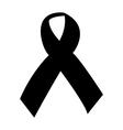 icon mourning ribbon