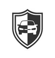 insurance symbol vector image