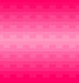 pink geometric pattern background vector image vector image
