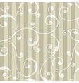 Abstract seamless vintage pattern vector image vector image