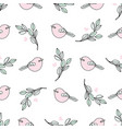 easter nature spring seamless pattern vector image vector image