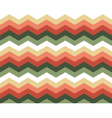 Triangle geometric colorful pattern vector image