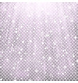 snowfall on transparent background purple color vector image