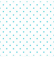 blue seamless pattern background polka dot vector image vector image
