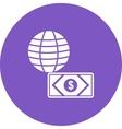 Global Cash Transfer vector image vector image