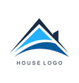 house home residence logo icon vector image vector image