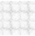 Seamless linear pattern with thin poly-lines vector image vector image