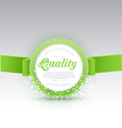 gree banner vector image