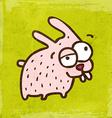 Bunny Cartoon vector image vector image