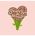 mom mother day vector image vector image