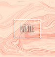 abstract liquid marble texture background vector image vector image
