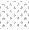 chemical bug pattern seamless vector image