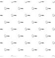 magnifier translator pattern vector image vector image