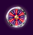 Wheel fortune 3d object