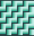 abstract modern seamless 3d effect stripe pattern vector image vector image
