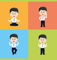 mental health activities that people need to do vector image