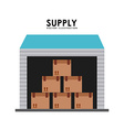 supply design vector image