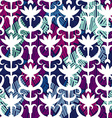 Abstract floral seamless pattern Classic ornament vector image vector image