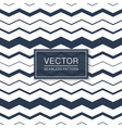 stylish seamless striped pattern - blue and white vector image vector image
