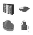 tourism hygiene art and other monochrome icon in vector image vector image