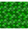 Seamless Fish Scale Pattern vector image