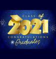 2021 golden graduates class 3d fireworks blue n