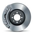 Brake vector image