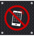 Do not use a mobile phone