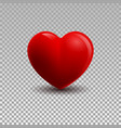 3d of a heart vector image