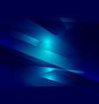 blue color geometric gradient graphic vector image
