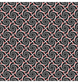 Design seamless diagonal spiral pattern vector image vector image