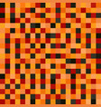 pixel art pattern seamless vector image vector image