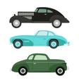Retro car vector image vector image