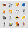 Icons for media and music vector | Price: 1 Credit (USD $1)