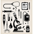 Set of medical icons vector | Price: 3 Credits (USD $3)