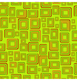 seamless background with squares vector image vector image
