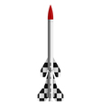 Two-stage rocket