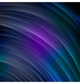 Abstract blurry blue background EPS 10 vector image vector image