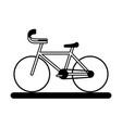bike or bicycle icon image vector image vector image