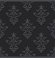 Elegant luxury texture black with shadows vector image vector image