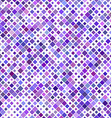 Purple square pattern background vector image vector image