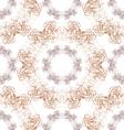 Abstract circular pattern vector image vector image