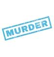 Murder Rubber Stamp