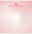 pink background with striped diagonal lines for vector image vector image