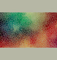 flat style abstract background vector image vector image