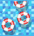 lifebuoy help rescue save ship sos ring buoy vector image vector image