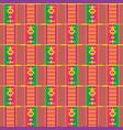 geometric african print cloth kente seamless