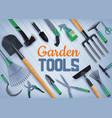 garden shovel fork axe scissors farm tools